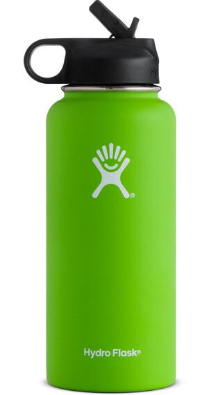 Hydro Flask Wide Mouth Straw Bottle 32oz (946ml) Kiwi